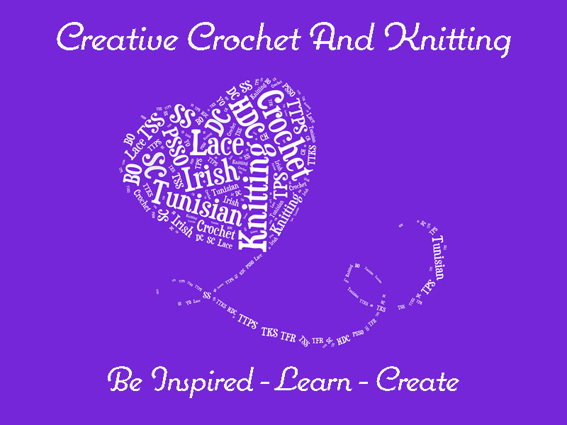 Creative Crochet And Knitting